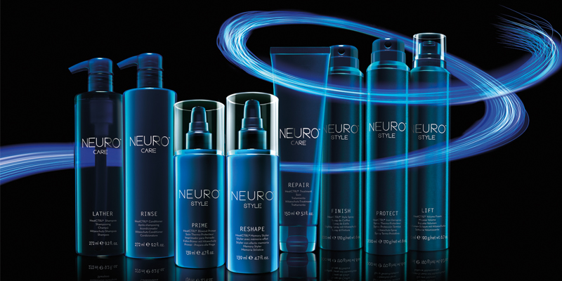 Paul Mitchell Neuro hårprodukter