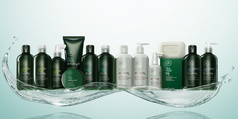 Tea Tree produkter - Paul Mitchell