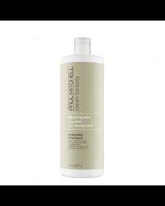 Paul Mitchell Clean Beauty Everyday Shampoo 1000 ml.