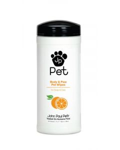John Paul JP Pet Full Body & Paw Pet Wipes