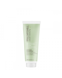 Paul Mitchell Clean Beauty Anti-Frizz Conditioner 250 ml.