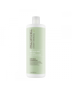 Paul Mitchell Clean Beauty Anti-Frizz Conditioner 1000 ml.