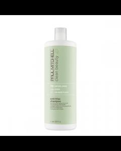 Paul Mitchell Clean Beauty Anti-Frizz Shampoo 1000 ml.