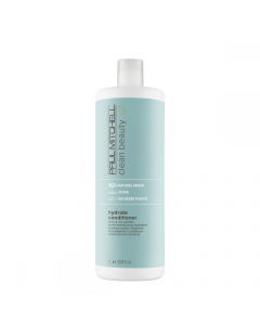Paul Mitchell Clean Beauty Hydrate Conditioner 1000 ml.
