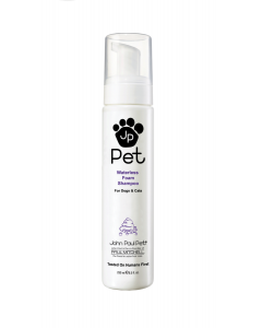 John Paul JP Pet Waterless Foam Shampoo